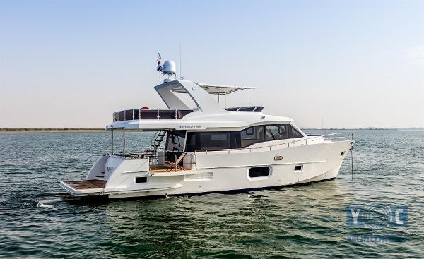 Majesty Yachts Nomad 55 ft Nomad 55 Profile (2)