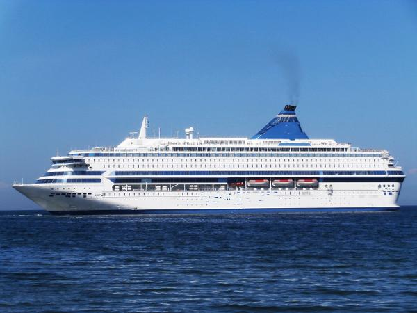 RoRo Cruise Ferry, 3600 Plus Passenger Beds -Stock No. S2475