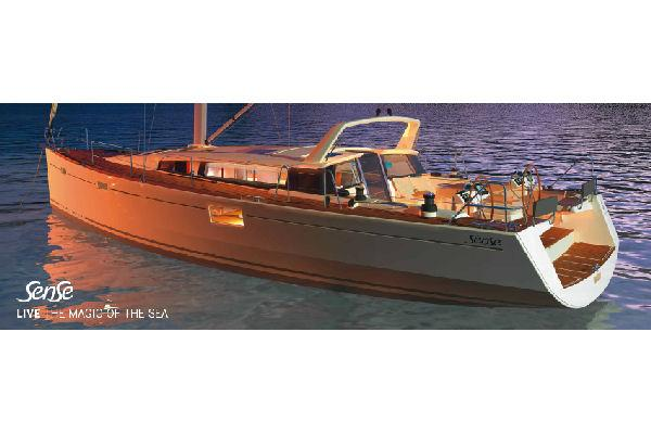 Beneteau Sense 50 Manufacturer Provided Image