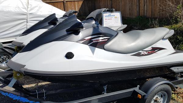 Yamaha WaveRunner VX Sport