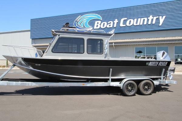 North River 25' Seahawk Hardtop