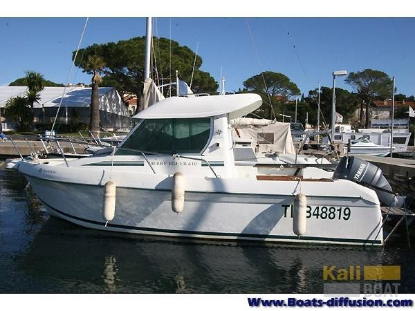 Jeanneau Merry Fisher 610 HB LT23871a