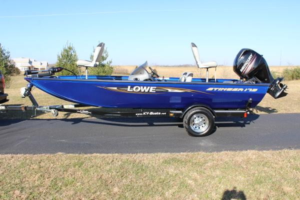 Lowe Stinger 175