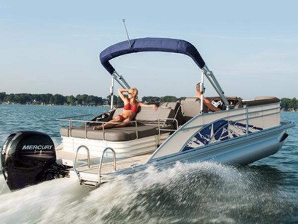Bennington 24 SX Premium Swingback