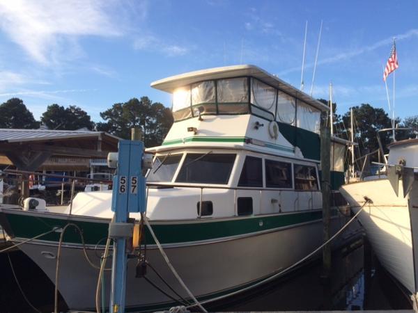 Californian Aft Cabin Motor Yacht