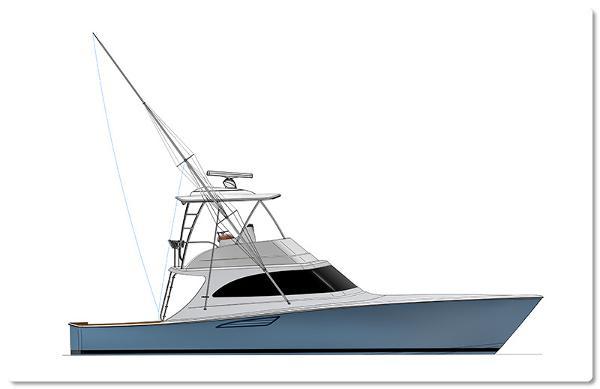 Viking 46 Billfish