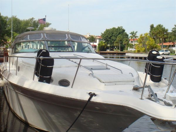 Sea Ray 450 Sundancer 1997 Sea Ray 450 Sundancer - Main