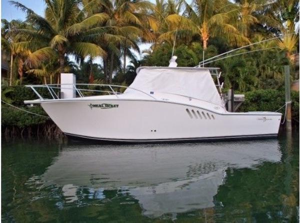 Albemarle 330 Express Fisherman