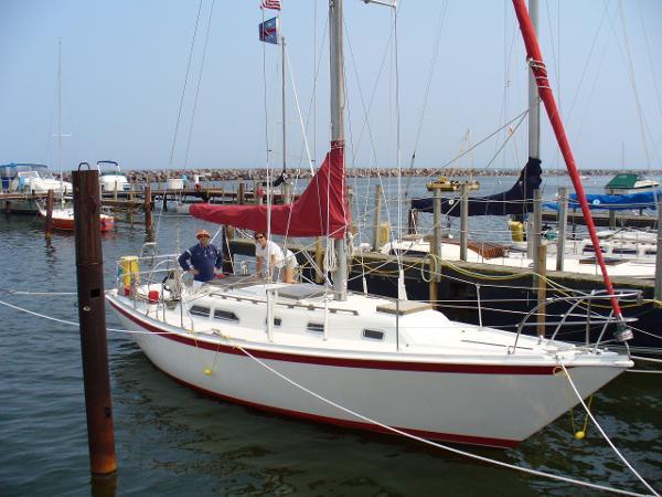 Ericson 35 MK II