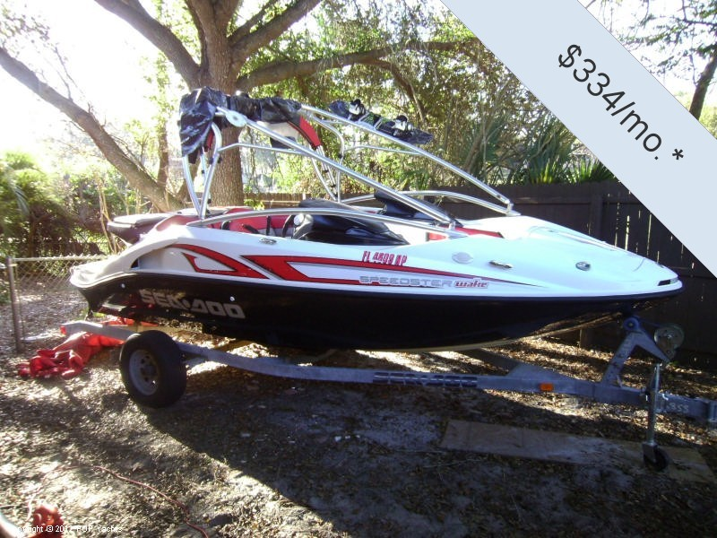 2007 Sea-Doo 200 Speedster With Tower for sale in Longwood, FL