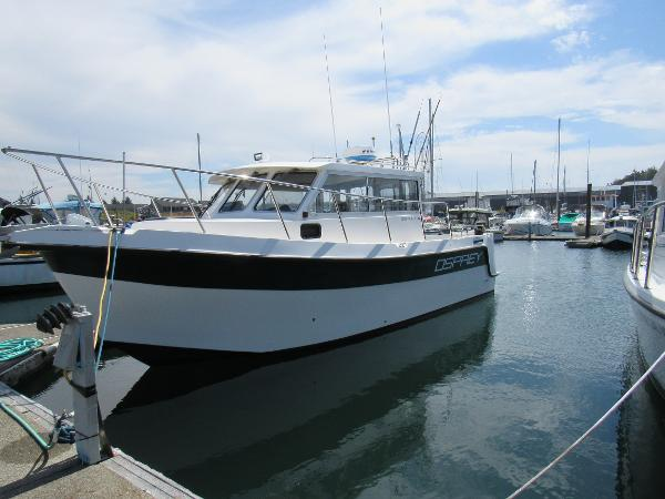 Osprey Pilothouse Pilothouse 30' Osprey