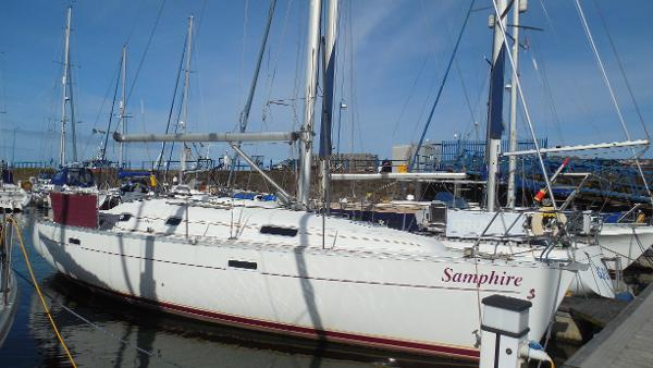 Beneteau Oceanis Clipper 331 Oceanis Clipper 331 - Samphire