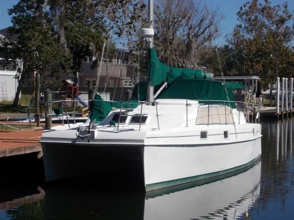 Endeavour Catamaran 34 Endeavour 34