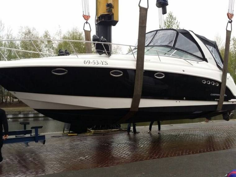 Chaparral Boats Chaparral 350 signature