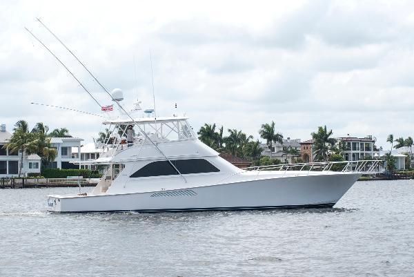 Viking 61 Convertible
