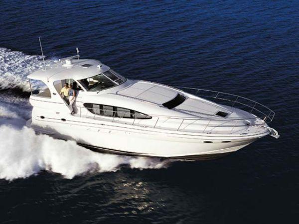 Sea Ray 480 Motor  Yacht Photo 1