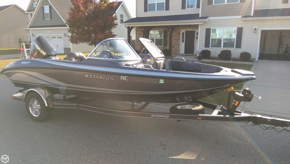 Stratos 486 Ski-N-Fish 2015 Stratos 486 SF for sale in Raeford, NC