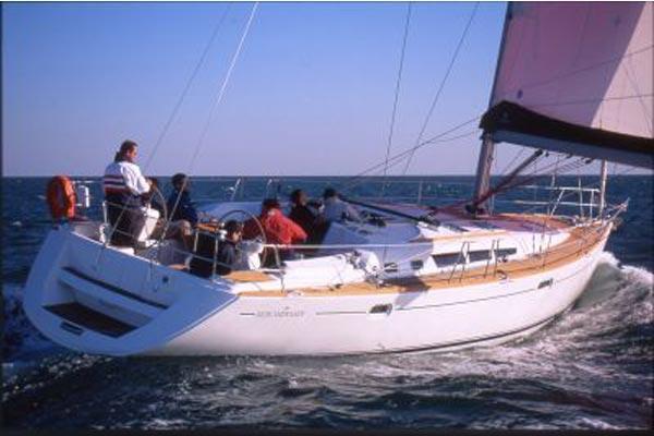 Jeanneau Sun Odyssey  45 Performance Manufacturer Provided Image