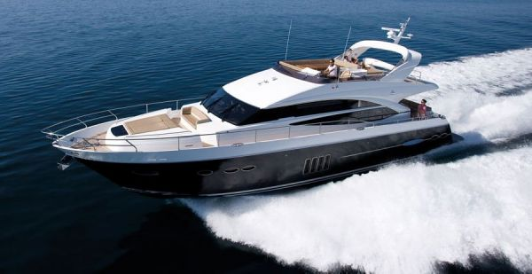 Princess 72 Motor Yacht Manufacturer Provided Image: Princess 72 Motor Yacht