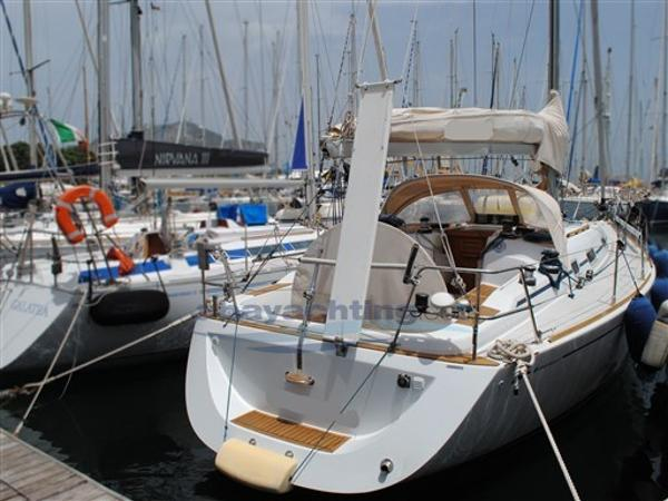 Cantiere del pardo Grand Soleil 40 Abayachting Grand Soleil 40 Paperini  1