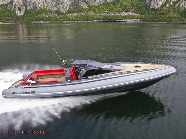 Albatro 50 inflatable boats for sale - Albatro 50