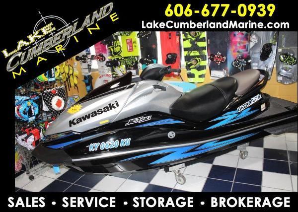 Kawasaki Jet Ski® Ultra® 260X