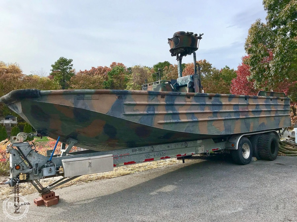 USMI Special Operations Craft Riverine 2007 Marine Builders Special Warefare Combat Craft (SWCC) for sale in Plymouth, MA
