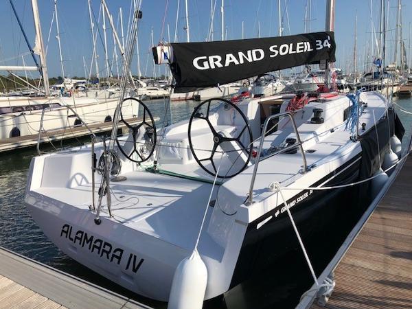 Grand Soleil 34