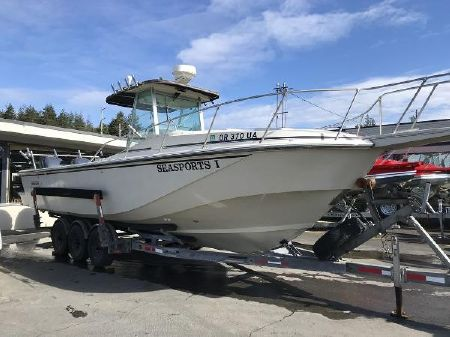 Boston Whaler 270 Outrage boats for sale - boats com