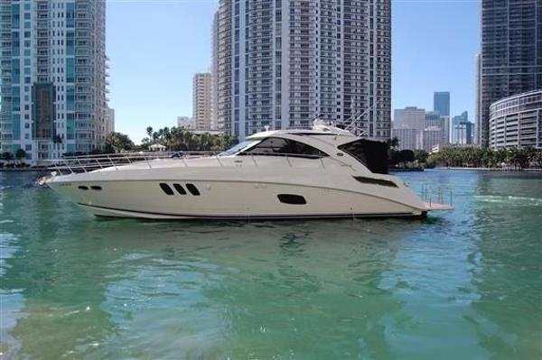 Sea Ray 540 Sundancer Sea Ray Profile