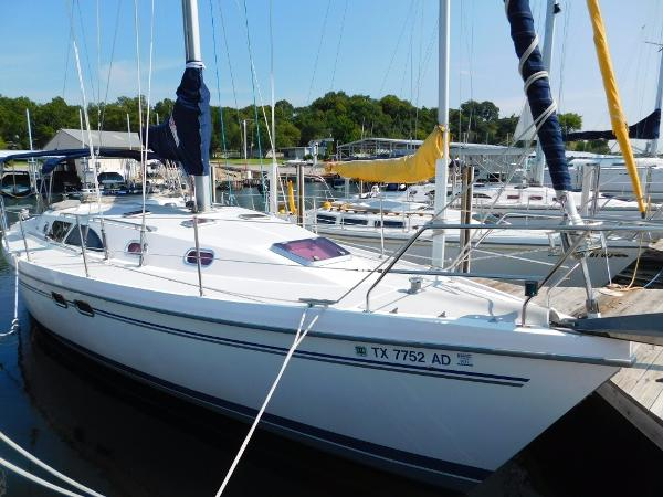 Catalina 387 Stb. Profile
