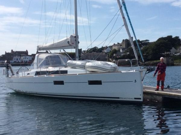 Beneteau Oceanis 38 At Berth