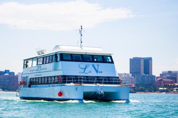 Custom 85 Luxury Catamaran Function Vessel
