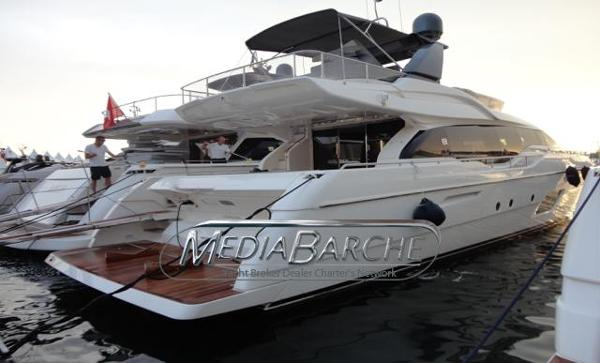 Ferretti Yachts 700 HULL