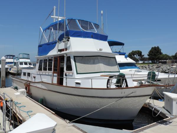 42 Californian LRC Trawler