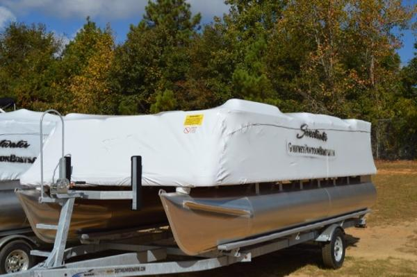 Sweetwater SW 206 CL Pontoon Boat