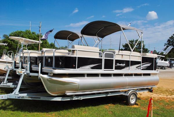 Sweetwater SW 206 CL Pontoon Boat Sweetwater SW 206 CL Pontoon Boat-FOR-SALE