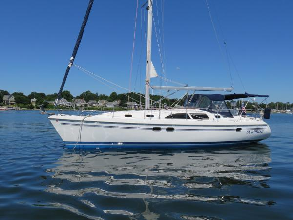 Catalina 387 Listing Photo
