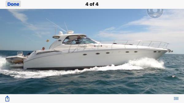 Sea Ray 510 YOLO Underway