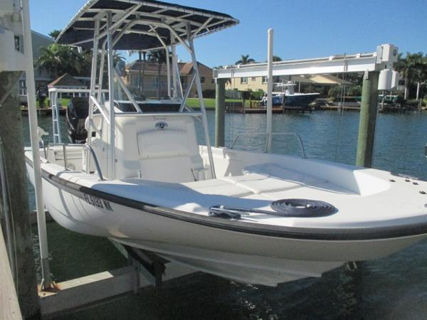 Boston Whaler 22 Dauntless