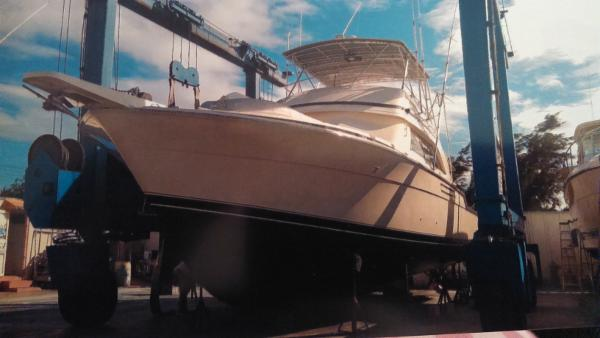 Bertram 50 Sport Fisherman