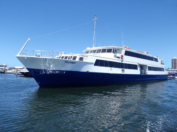 Custom Dinner Cruise Ferry