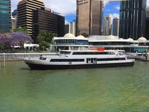 Custom Dinner Cruise Ferry