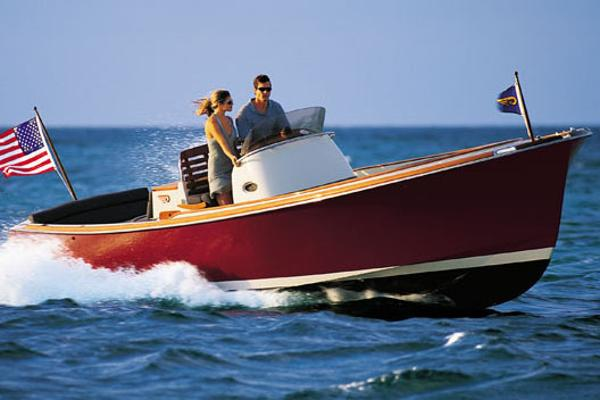 Hinckley Center Console 29 Manufacturer Provided Image