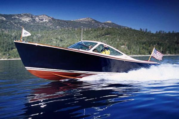 Hinckley Runabout 29 Manufacturer Provided Image