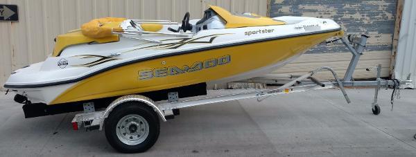Sea-Doo Bombardier Sportster