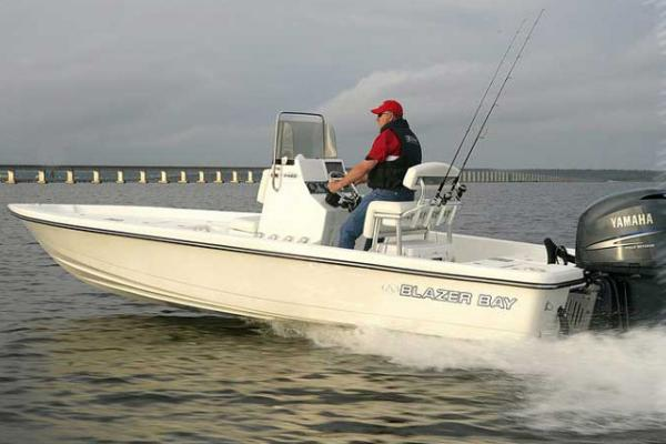 Blazer Boats Bay 2420 Professional Manufacturer Provided Image