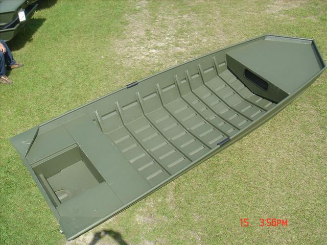 "Alumacraft MV 1648 NCS 15"""
