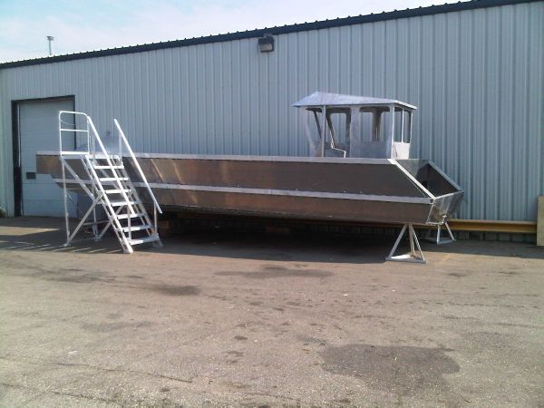 Custom Built Aluminum Landing Crafts