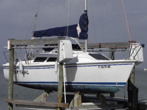 Catalina Mark 2 Wing Keel Profile